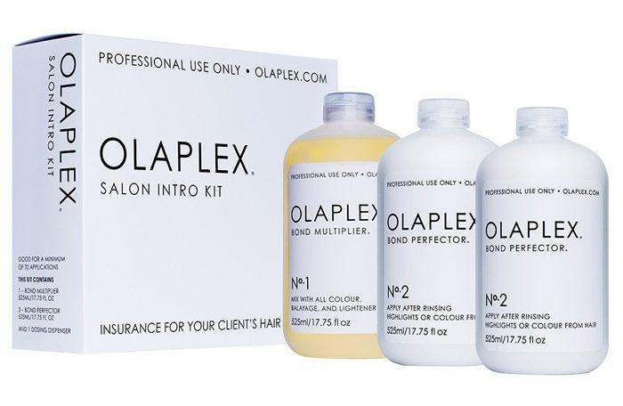 Olaplex nega las