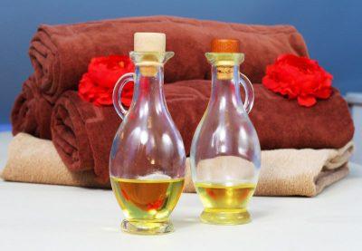 Masaža z oljem