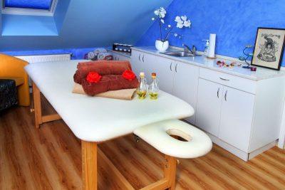 Prostor za masažo