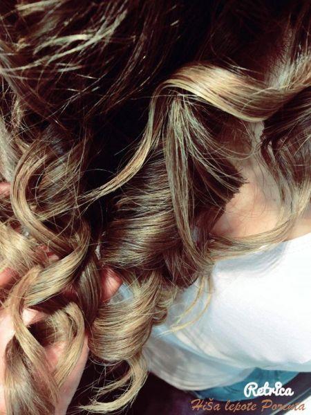 Kodranje las